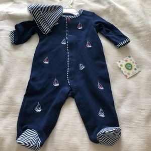 2 piece sailboat outfit